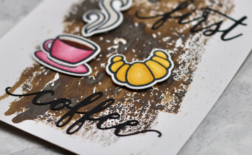 Let's get caffeinated with TrinityStamps!