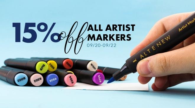 Marker Promotion Blog Post