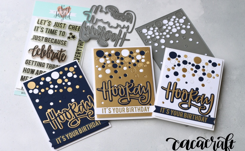 Going 'dotty' over the Neat & Tangled Falling Circles coverplate