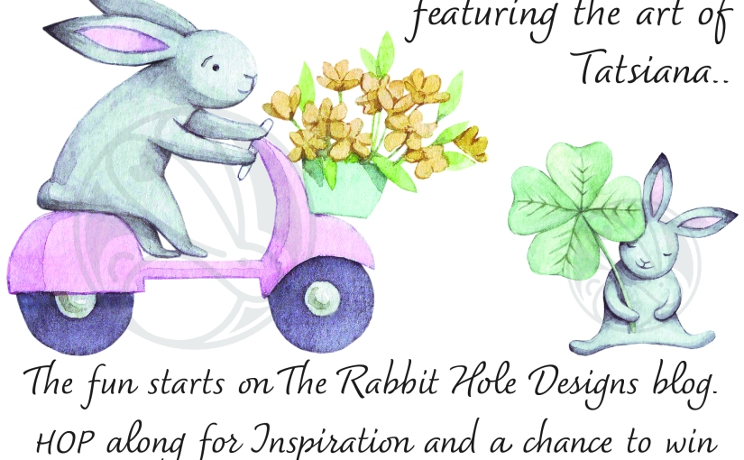 The Rabbit Hole Designs MarchRelease!